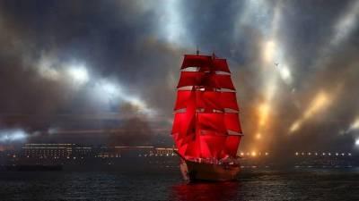 Знай и мечтай: победители «Большой перемены» увидели магию создания праздника «Алые паруса»