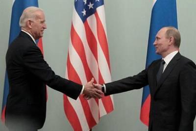 В Швейцарии назвали возможное место встречи Путина и Байдена