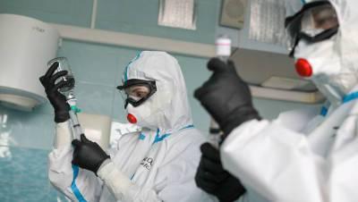 В России за сутки выявили 9 163 случая коронавируса