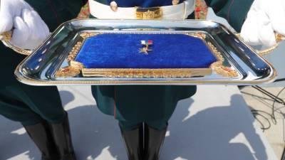 Путин наградит 12 июня Героев Труда