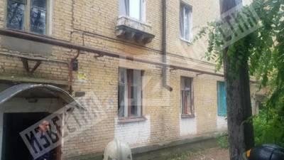 Взрыв газа произошел в жилом доме под Саратовом