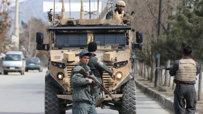 В Афганистане при нападении талибов погибли 14 силовиков