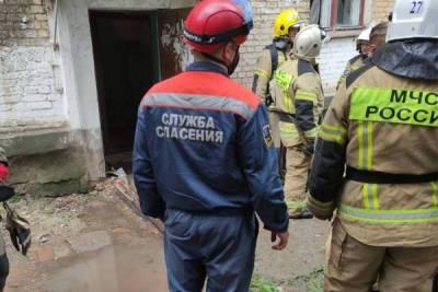 СК: причиной взрыва в Саратовской области могло стать скопление газа в плите