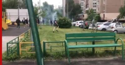Стали известны причины массовой драки в Москве