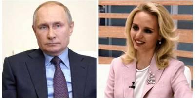 На российском ТВ выступила Мария Воронцова, старшая дочь Путина