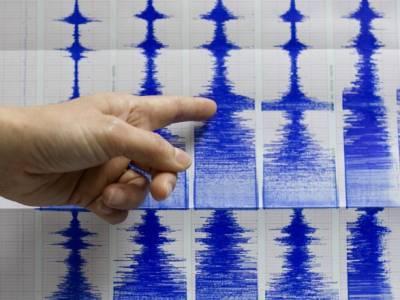 В Грузии произошло землетрясение магнитудой 3,1