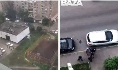19 человек задержали после массовой драки в Москве