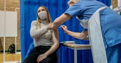 В Британии стартовала вакцинация от коронавируса людей до 30 лет