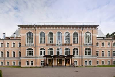«Группа ЛСР» стала совладельцем санатория в Курортном районе Петербурга