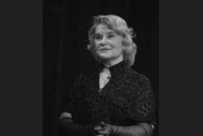 Народная артистка России Римма Волкова погибла в автомобильной аварии в Ленинградской области