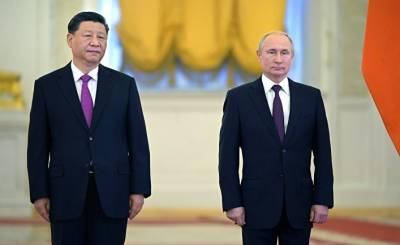 Синьхуа: отношения России и Китая не зависят от мнения западных стран