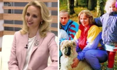«Дочь Путина» дала интервью телеканалу «Россия 24»