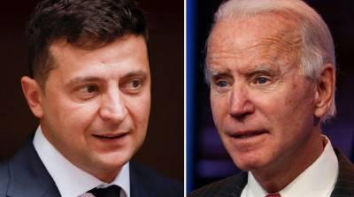 В ОП рассказали подробности переговоров Байдена и Зеленского