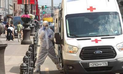 В Петербурге после экономического форума выросла заболеваемость коронавирусом