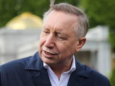 Беглов объяснил, почему в Петербурге растет заболеваемость ковидом