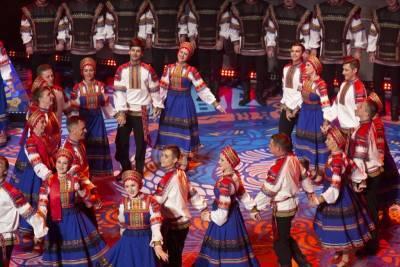 Грандиозным гала-концертом мастеров искусств завершились Дни Республики Коми в Санкт-Петербурге