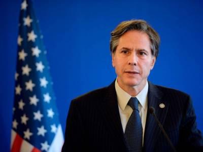 """США сохранят """"сотни санкций"""" против Ирана даже при возвращении в ядерную сделку - Блинкен"""