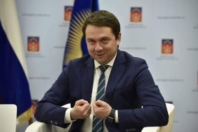 Глава Мурманской области сдал две позиции в рейтинге губернаторов Северо-Запада