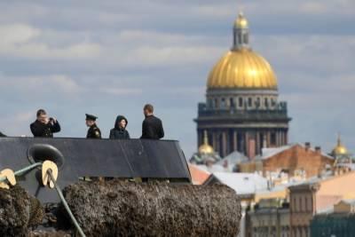 Губернатор и Закс просят у Совета Федерации уточнить границы Петербурга