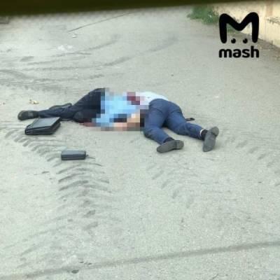 В Сочи мужчина, расстрелявший судебных приставов, сам сдался полиции