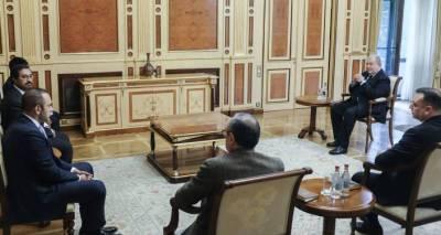 Армен Саркисян и бизнесмены из ОАЭ обсудили инвестпрограммы в Армении