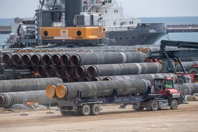 В Германии рассказали о цели переговоров с США по «Северному потоку-2»
