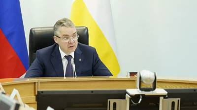 Губернатор Ставрополья вновь привился от коронавируса