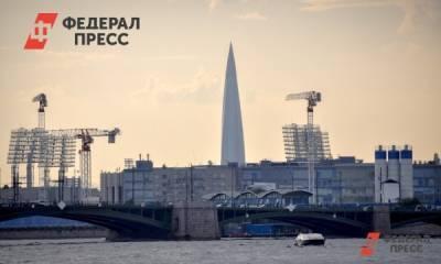 В границу Петербурга больше пяти лет не могут включить намывные земли