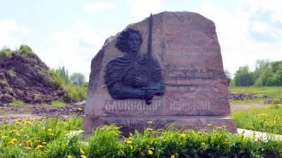 В Тосненском районе начались работы на месте будущего парка Александра Невского