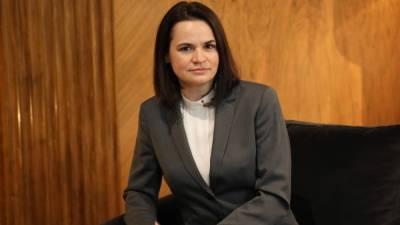 Тихановская попросила Конгресс США ввести санкции против белорусских предприятий