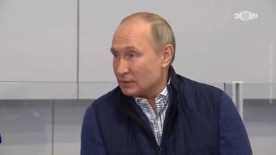 Путин поделился мнением о возможности включения Украины в НАТО