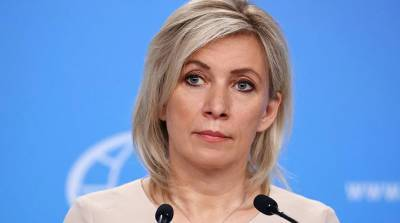 Подлость невиданная - Захарова о призывах ввести санкции против предприятий Беларуси