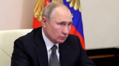 """""""Смешно и глупо"""": Путин оценил идею Зеленского о русских"""