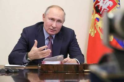 """Путин уверяет, что Россия адаптировалась к режиму санкций: """"Ограничения даже пошли на пользу"""""""