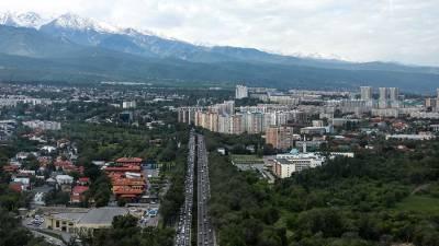 В Казахстане зафиксировали землетрясение магнитудой 4,1