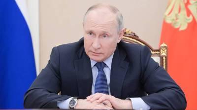 Путин подписал закон о запрете на демонстрацию изображений нацистов