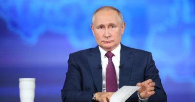 """""""Прямая линия"""" с Путиным: главное"""