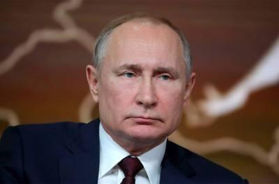 Путин подписал закон о запрете публичной демонстрации изображений нацистов