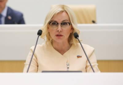 Сенатор Ковитиди после «Прямой линии» с Путиным посоветовала украинским политикам сделать книгу «Колобок» своей настольной
