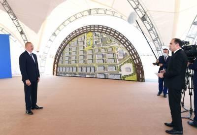 Президент Ильхам Алиев: Победа, одержанная во Второй Карабахской войне, урегулирование нагорно-карабахского конфликта создали уже новую ситуацию