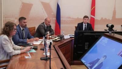 Власти Петербурга выделили 2,4 млрд рублей на благоустройство общественных пространств