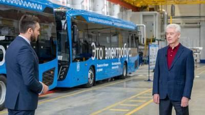 Сергей Собянин: Транспортная система столицы создается на десятилетия вперед