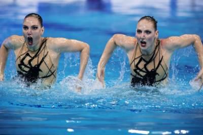 Синхронисткам из РФ запретили выступать на ОИ в купальниках с медведем