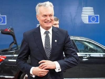 «Россия уважает только силу»: президент Литвы назвал условие диалога Москвы с Западом