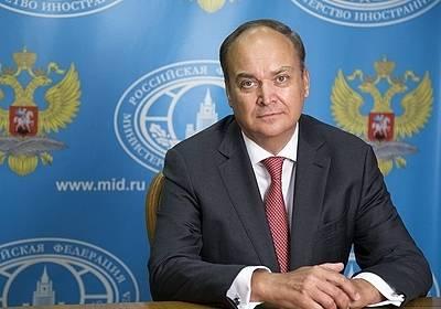 Посол России в США назвал «конфронтационным шагом» новые санкции Вашингтона