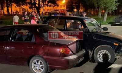 В Смоленской области автомобиль сбил человека