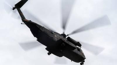 ЕС направит в Литву вертолеты для контроля границы с Белоруссией