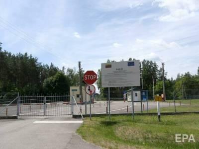 Литва планирует расширить свою границу за 42 млн евро из-за нелегальных мигрантов из Беларуси