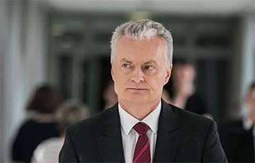 Президент Литвы обсудил с главой Frontex охрану границы с Беларусью