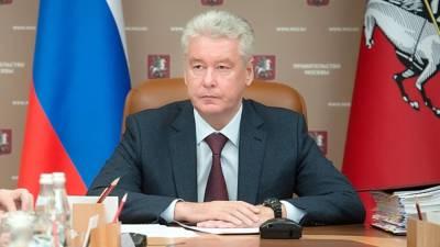 Собянин считает, что Москва прошла пик заболеваемости коронавирусом